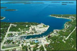 Tobermory Harbor