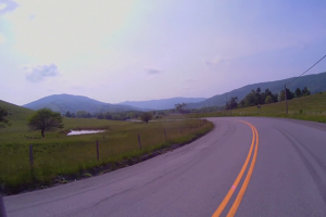 WV33 East (Down to Seneca Rocks)