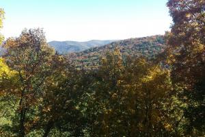 Seneca Rocks Area