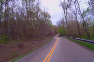 PA 231 (Between Claysville and Rt 18)