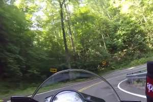 Tennessee Route 32 - The Tail of the Dragon's Kid Brother (That's better than he is.)