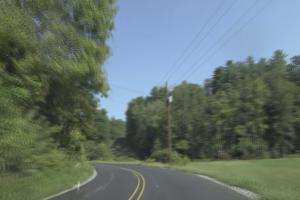 North Carolina Route 209 'The Rattler' (Gravel)