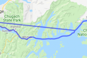 Whittier and Valdez (includes ferry ride) |  Alaska