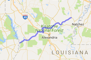 Mid State 8 |  Louisiana