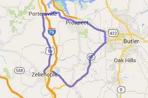 Butler County Loop |  Pennsylvania