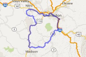 West Virginia Coal River Route |  West Virginia