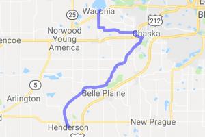 The Waconia to Henderson Run |  Minnesota