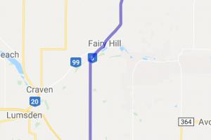 The Qu'appelle Valley Run (Saskatchewan, CA) |  Canada
