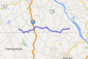 PA Route 851 |  Pennsylvania
