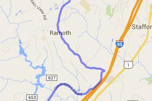 Ramoth Church Rd |  Virginia