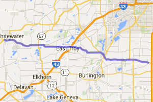 Route 20 & Highway 12 Ride    Wisconsin