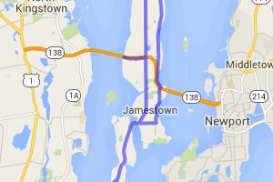 Jamestown Loop |  Rhode Island
