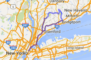 5-Hour Green Rural Loop from Manhattan    New York