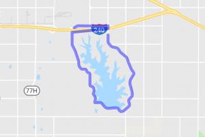 draper lake ride |  Oklahoma