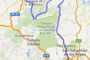 Madrid to Segovia through Navacerrada Mountains |  Spain