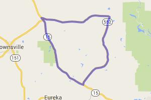 Route 552 Loop |  Louisiana