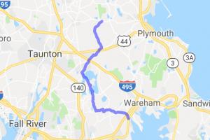 Scenic Route 105 |  Massachusetts