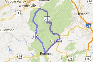 The Copperhead Loop |  North Carolina