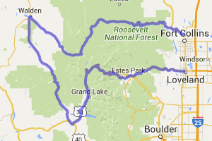 The Walden Loop (courtesy of Greeley HD&Yamaha) |  Colorado