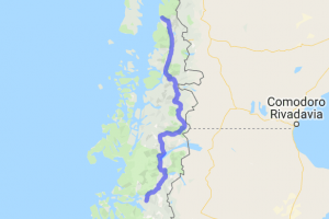 The Carretera Austral (Chile) |  Routes Around the World