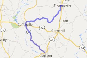 Clarke County Ride |  Alabama