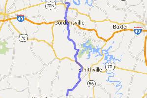 Mid-TN Ramble - Woodbury to Carthage |  Tennessee