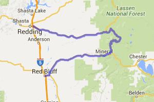 Unreal Route 89 |  California