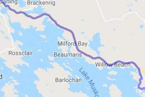 Frank Miller Drive (Ontario, Canada) |  Canada