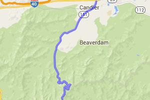 Great Ride - Mt Pisgah Highway |  North Carolina