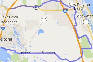 Lake Monroe Route |  Florida