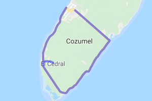 Cozumel Island Loop |  Routes Around the World