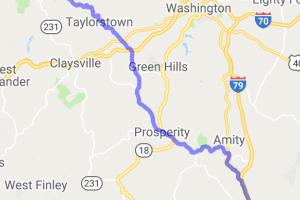Pennsylvania Route 221    Pennsylvania