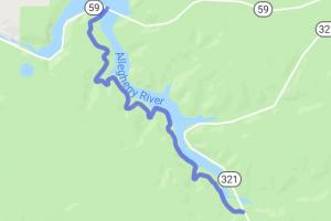 Pennsylvania Forest Route 262    Pennsylvania