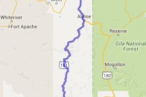 Coronado Trail |  Arizona