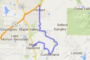 Ravensdale to Cumberland |  Washington