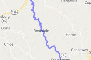 West Virginia - Rosedale Rd |  West Virginia