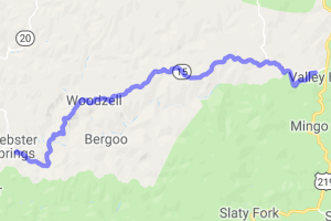 West Virginia State Route 15    West Virginia