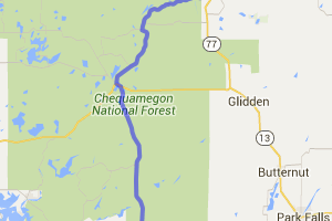 Chequamegon National Forest |  Wisconsin