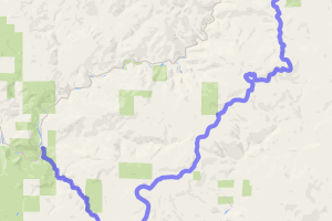 Nestucca River Road Gravel Section Bypass - Bald Mtn Access & Bible Creek |  Oregon