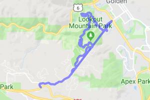 Lookout Mountain Road |  Colorado