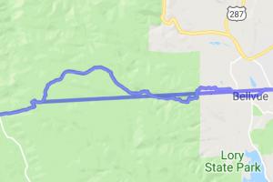 Rist Canyon Road |  Colorado