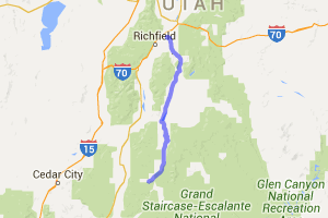 John's Valley Road |  Utah