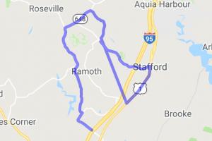 South of Stafford Loop |  Virginia