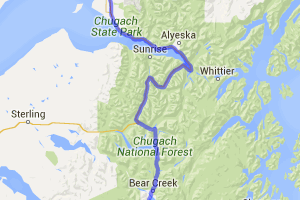 Anchorage to Seward |  Alaska