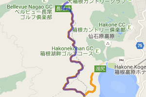 Hakone Skyline (Toll Road) |  Japan