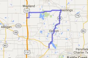Richland to Shelbyville |  Michigan