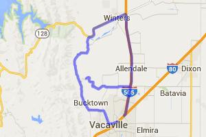 Pleasants Valley - Cantelow - HWY 128 |  California