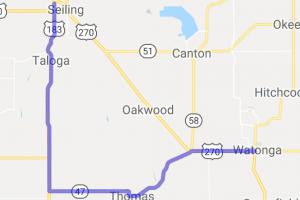 Ribs & Coffee in Northwest Oklahoma |  Oklahoma