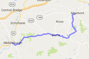 Altamont to Middleburgh |  New York