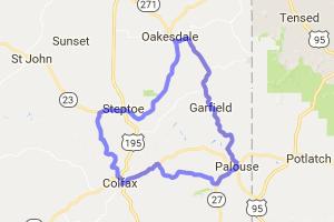The Rolling Palouse Roads Loop |  Washington